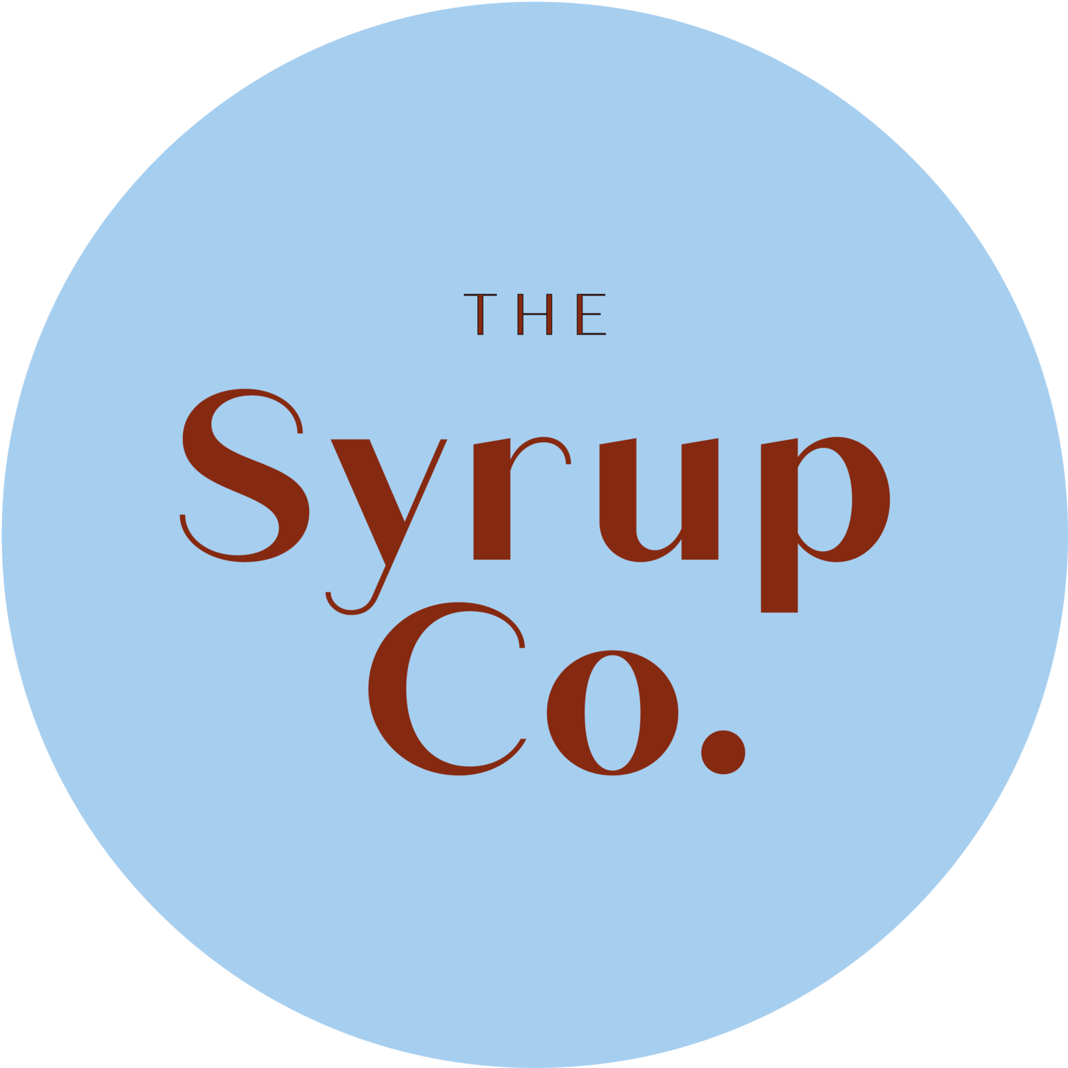 The Syrup Co